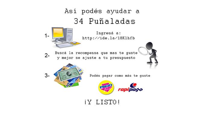 34 Puñaladas, album 6