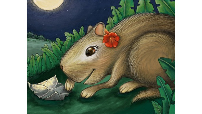 Ramona, una vizcacha soñadora