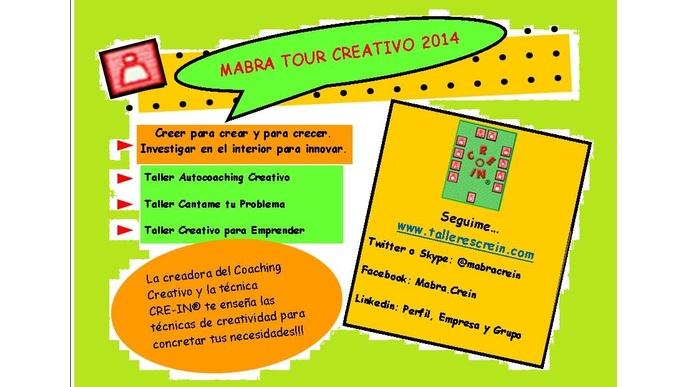 MABRA TOUR CREATIVO 2014