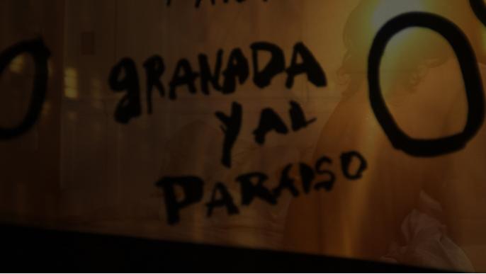 GRANADA y AL PARAISO