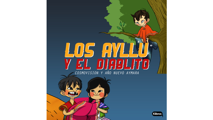 Cuentos Aymara, Libro Infantil