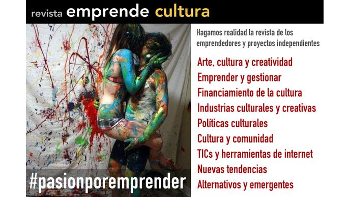 Revista EMPRENDE CULTURA