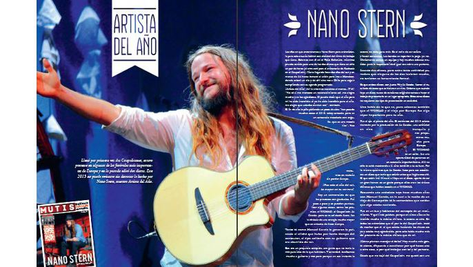 Anuario Mutis 2013
