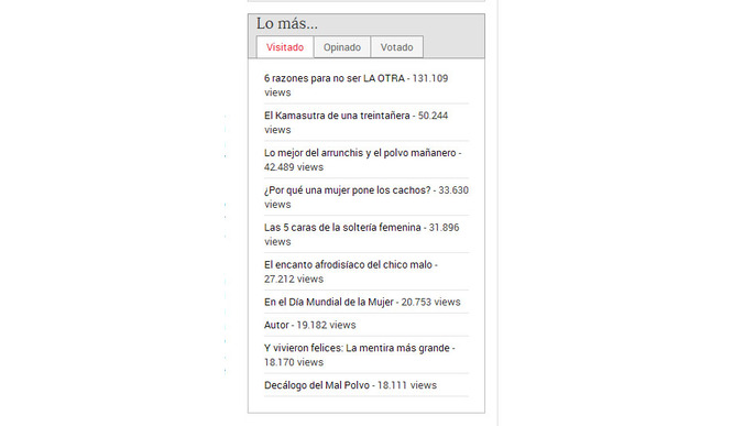 Solteras DeBotas Website