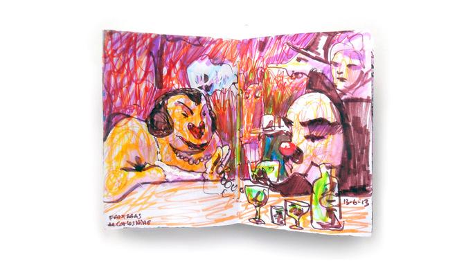 Cuadernos Dibujados