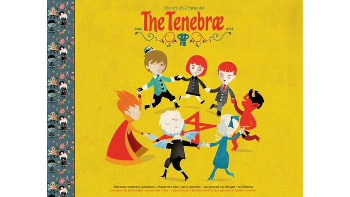 The Artbook of The Tenebrae
