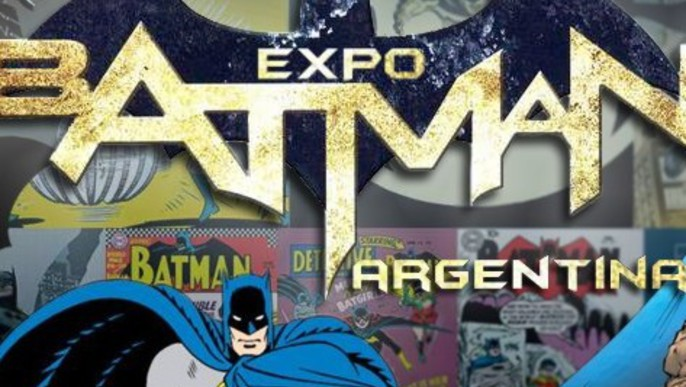 EXPO BATMAN 75 ANIVERSARIO