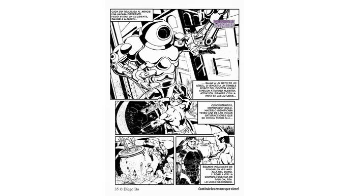 Purple Comics libro 2014!