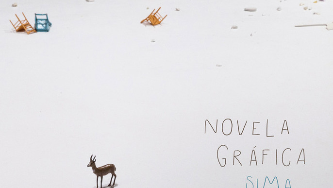 SIMA presenta Novela Gráfica