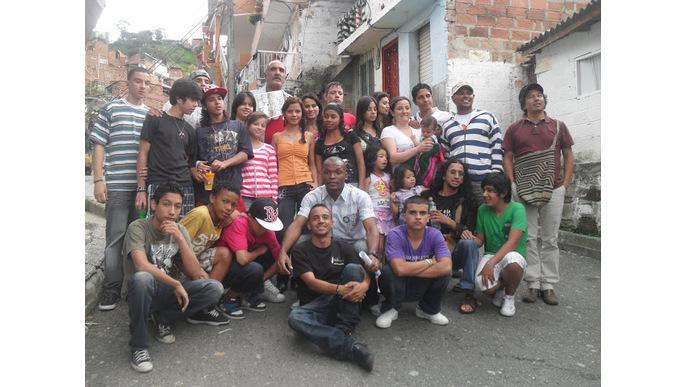 FESTIVAL DE CINE COMUNA 13