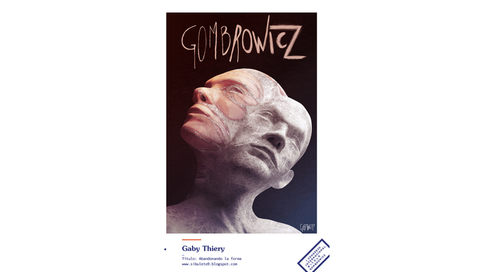 Book about Witold Gombrowicz