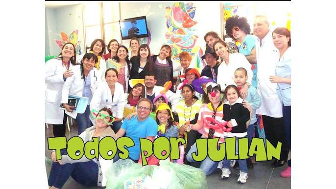 Let´s help JULIAN