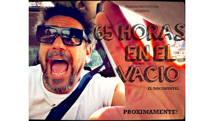 65 HORAS EN EL VACIO