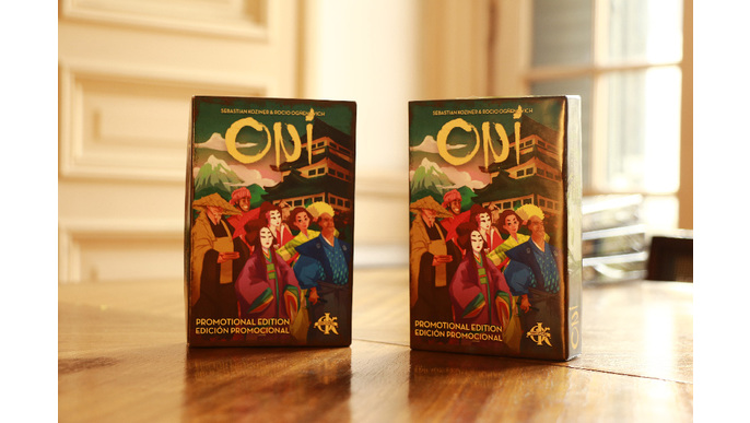Oni: A game in Medieval Japan
