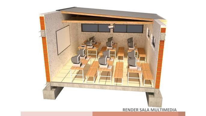 Sala computación y multimedia