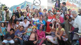 Festival de clown de El Bolson