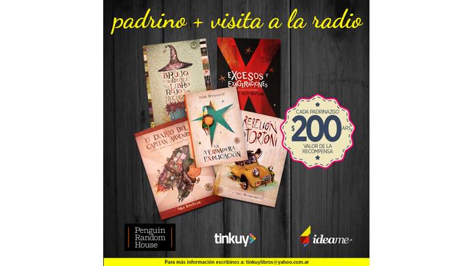Tinkuy - Sintonizá literatura!