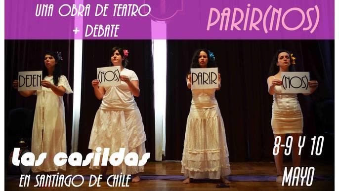 Obra de Teatro Parir(NOS)