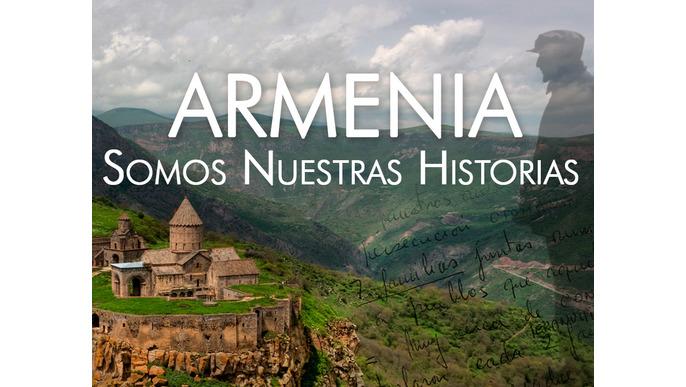 Armenia. Nuestras historias.
