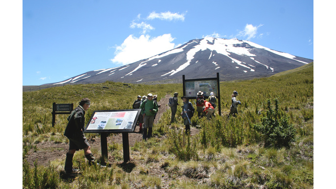 Hiking in Latin America