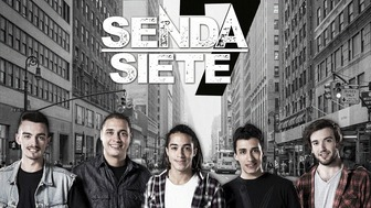 Primer Disco de SENDA 7