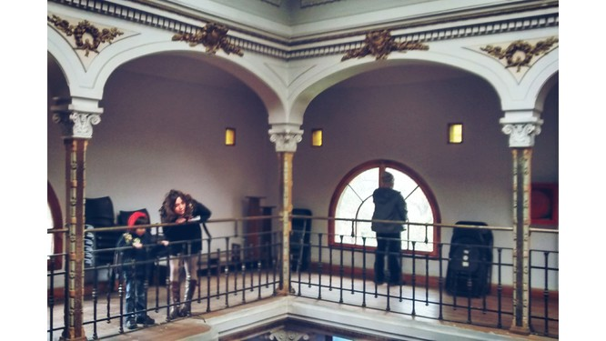 ReActivación del Teatro Huemul