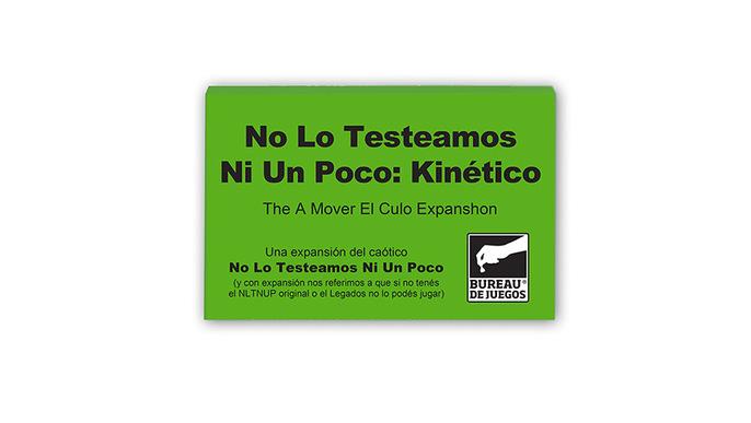 NO LO TESTEAMOS Expansiones