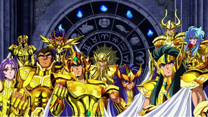 Tutoriales del OST Saint Seiya