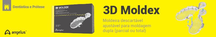 Moldeira 3D Moldex