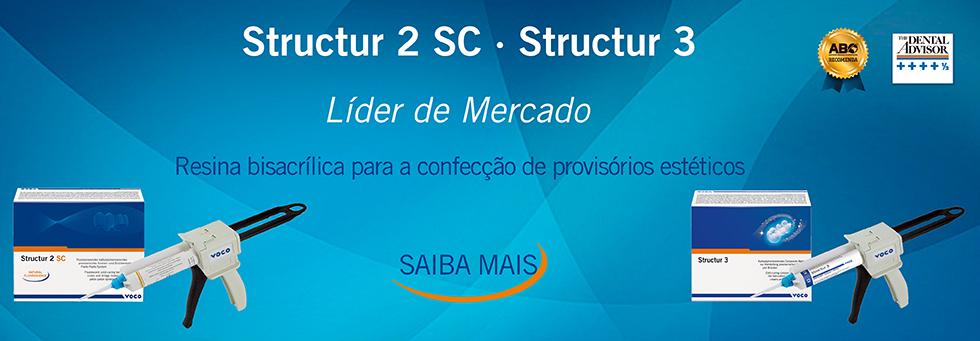 Resina Bisacrílica Structur 2 SC