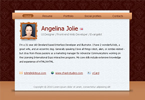 Angelina Theme