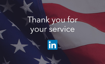LinkedIn Veterans program