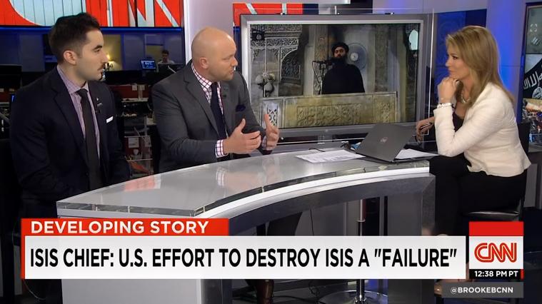 Veterans Discuss PTSD and ISIS