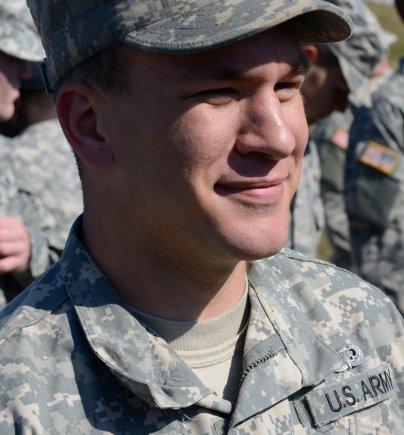Sgt Joseph Mille