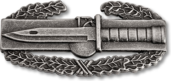 combat action badge