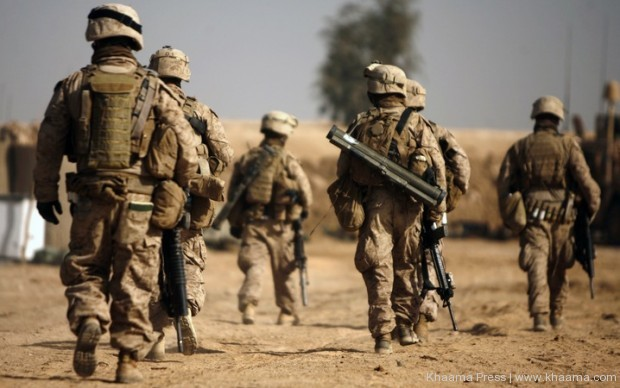 five-US-troops-killed-in-southern-Afghanistan