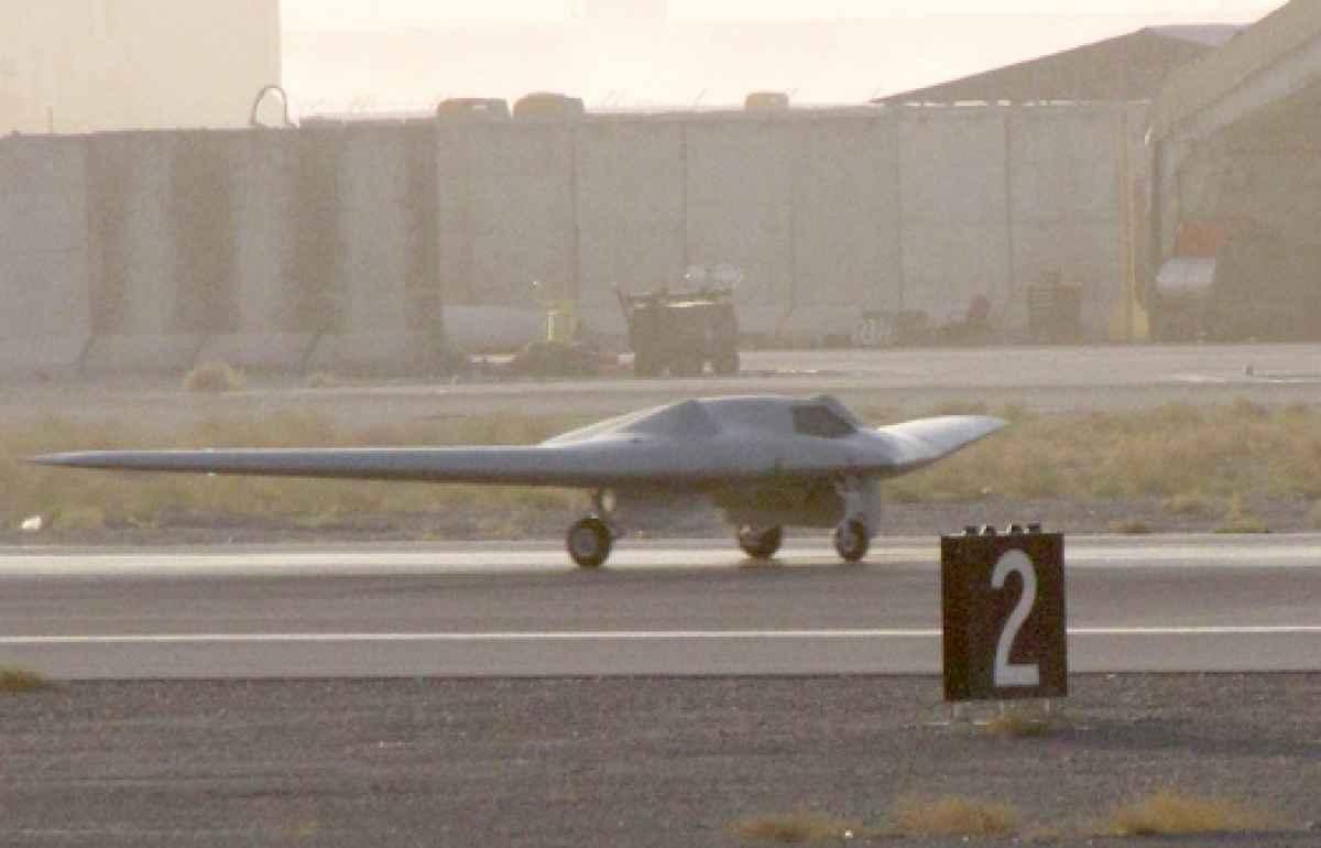 Lockheed Martin's RQ-170 Sentinel