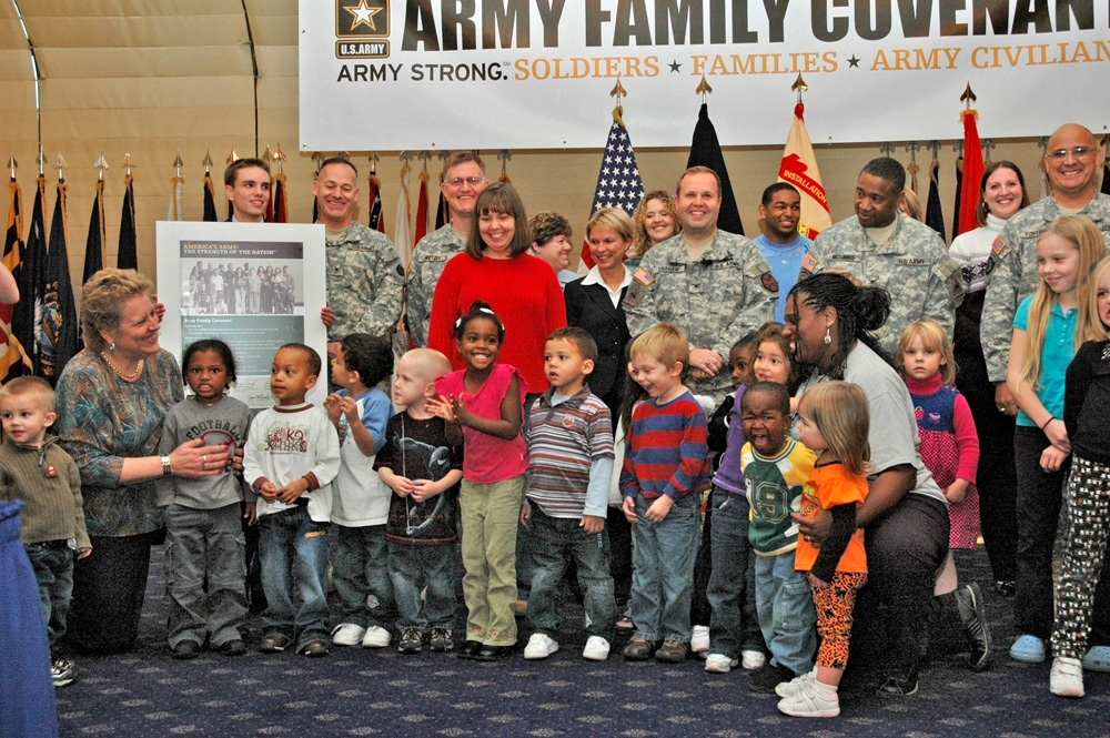 army families
