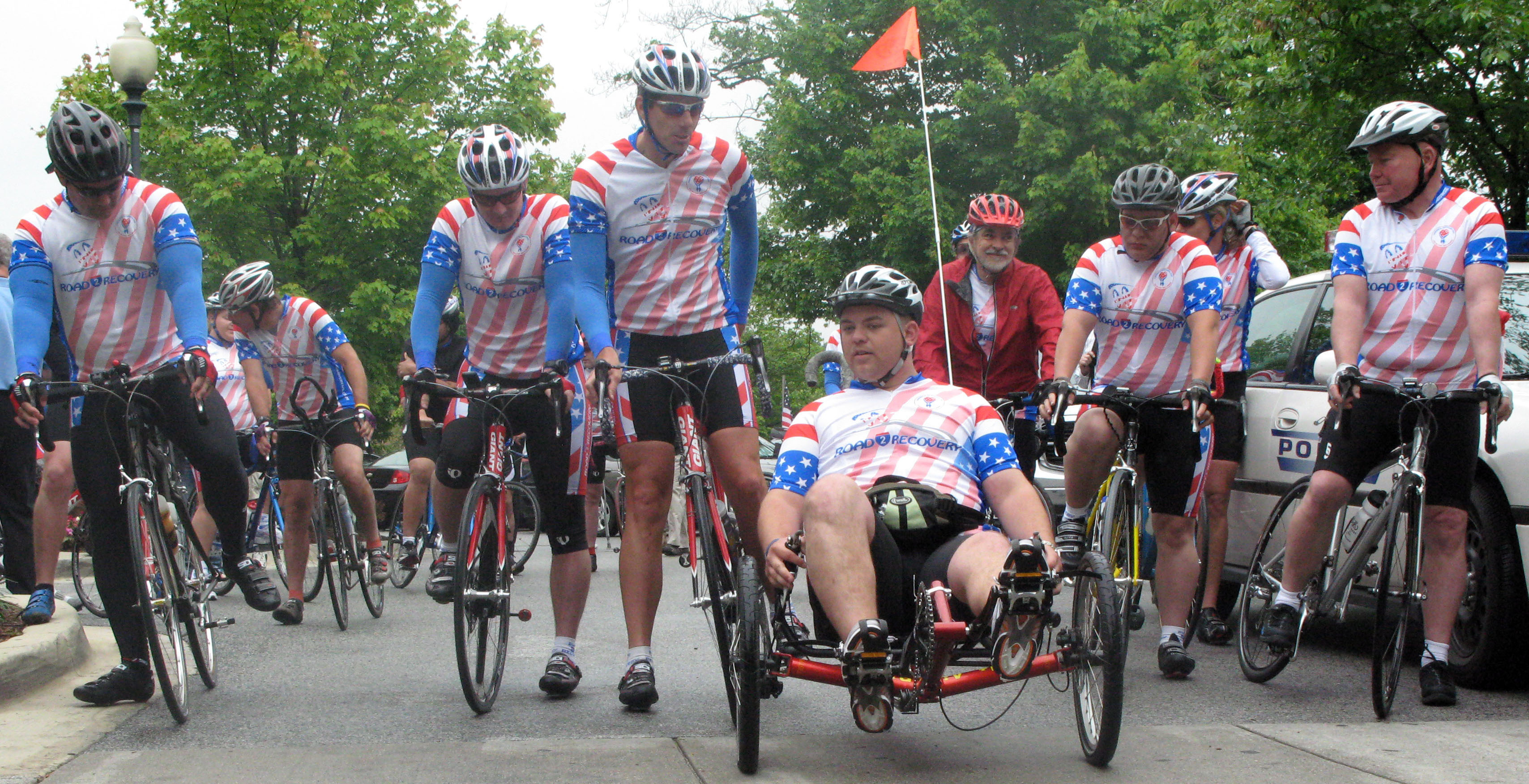 Road 2 Recovery Bike Trek