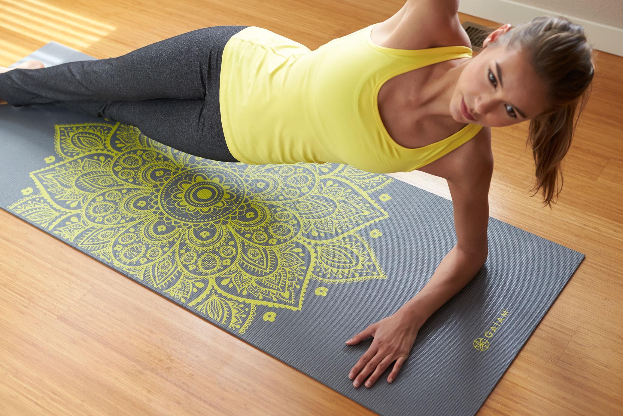gaiam-yogamat