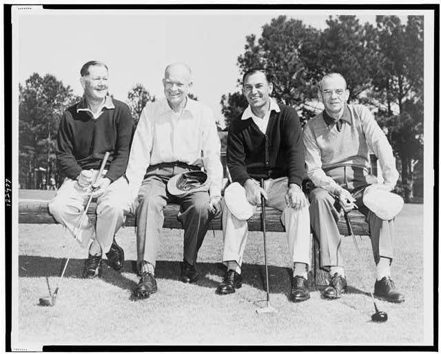 eisenhower-with-golfers (1)