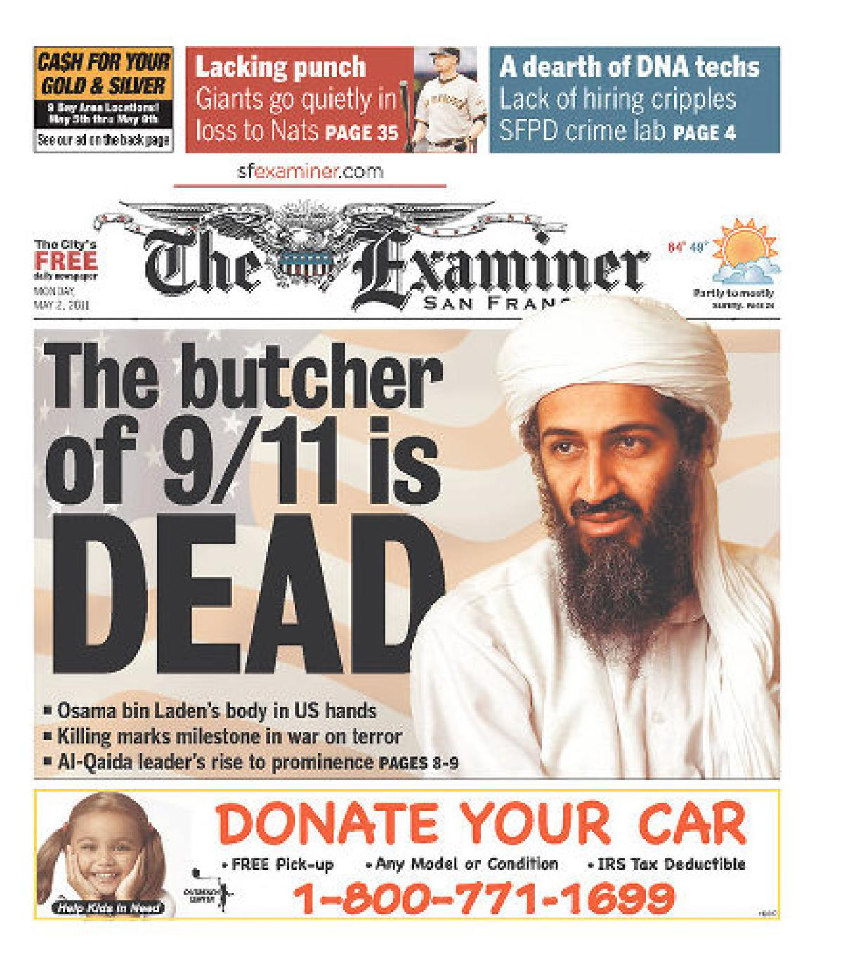 Four years later osama bin laden is still dead the for Laden mobel