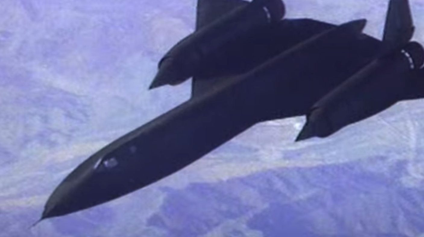 Hear an SR-71 Pilot's Tales of Flying the Magical Supersonic