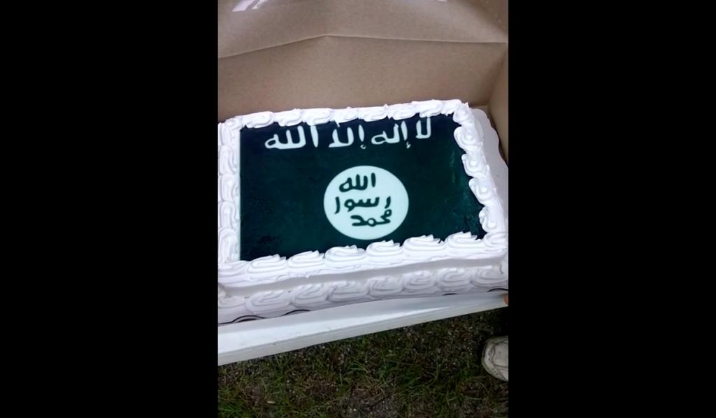 Walmart Refuses Confederate Flag Cake Order Makes ISIS Instead