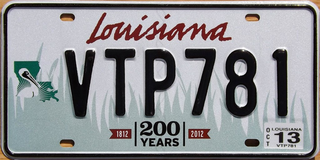 U S  License Plates: Ranked | The SITREP Military BlogThe