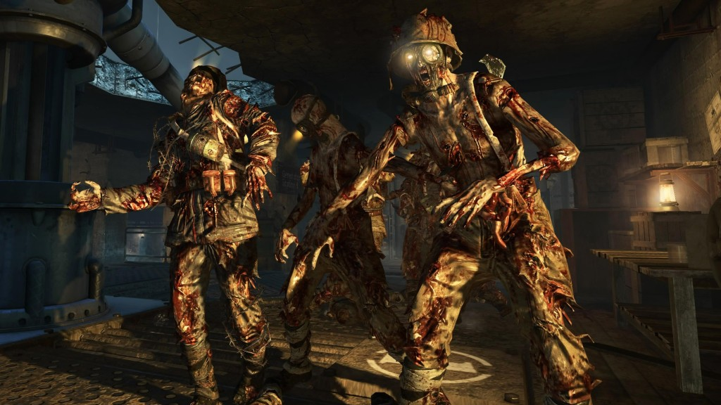 Military vs. Zombies in 'World War Z' - Under the Radar