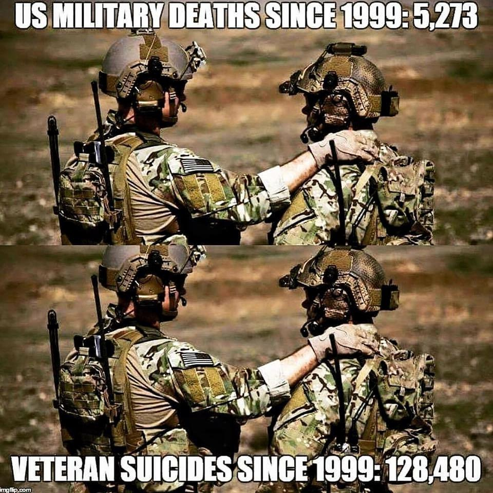 This Is What Happens When We Don't Support Our Veterans ...