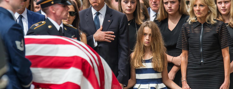 Army Vet Beau Biden Did Not Tell Joe To Run For President