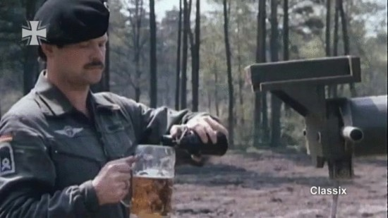 German Military Beer - The SITREP Military Blog