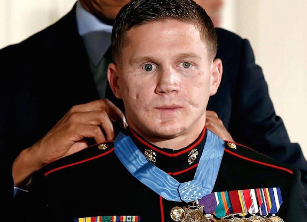 Medal Of Honor Hero Kyle Carpenter Charged With Hit And